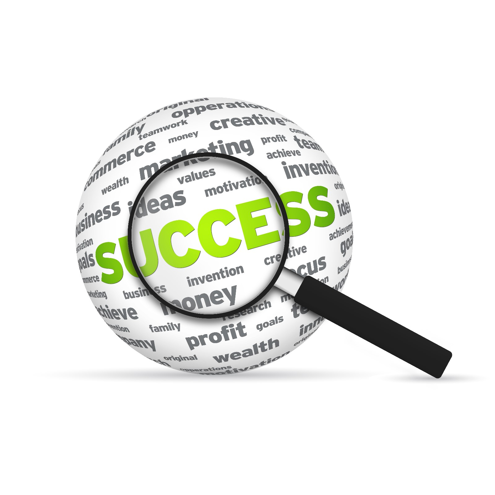 what are the common characteristics of success